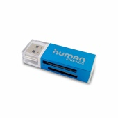 "Картридер Human Friends Speed Rate ""Glam"" All-in-one, USB 2.0"