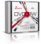 SMART TRACK DVD-RW 4,7GB 4x