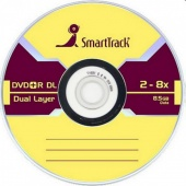 SMART TRACK DVD+R Dual Layer 8.5GB 8x